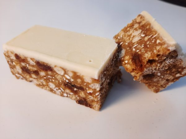 20210623_15Lipotrim caramel bar - New recipe - cut bar