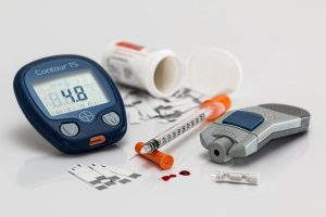 type 2 diabetes - stop escalation to insulin with Waistaway and Lipotrim