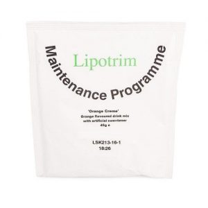 orange creme - Lipotrim maintenance
