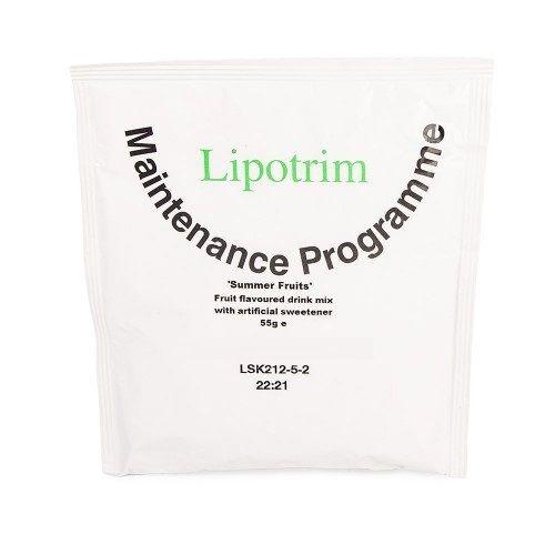 summer fruit drink mix - Lipotrim maintenance
