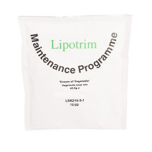 Cream of Vegetable Soup - Lipotrim Maintenance