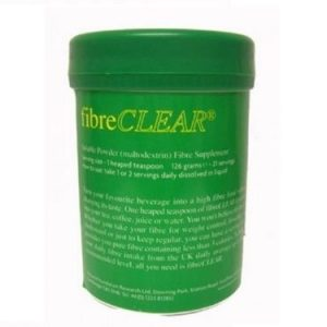 fibreclear - single tub - Lipotrim
