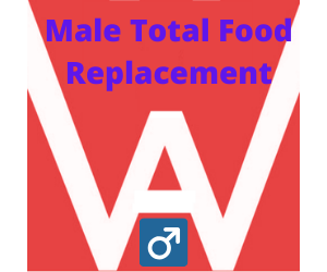 Male Total Food Replacement